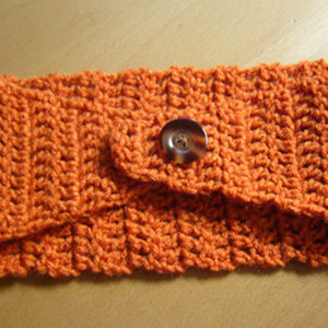 Easy Head Warmer Pattern